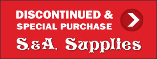 S & Supplies Managers Specials.